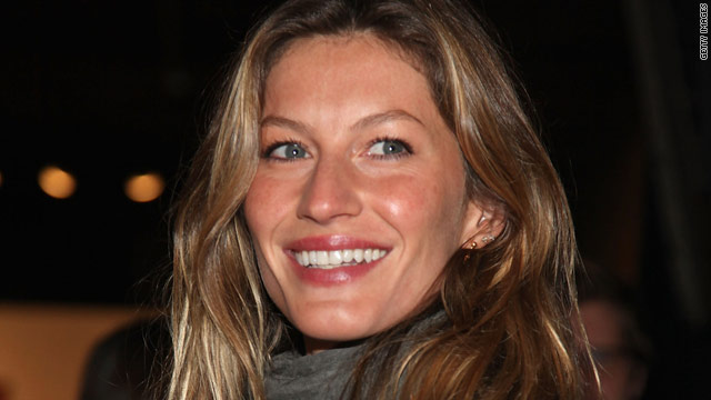 Gisele Bundchen to become first supermodel billionaire?