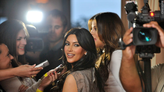 'Showbiz Tonight' Flashpoint: Should Kim K.'s proposal be shown on TV?