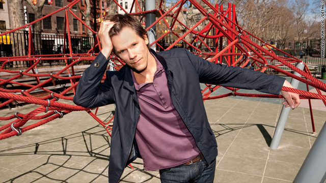 Kevin Bacon: They said I wasn't hunky enough for 'Footloose'