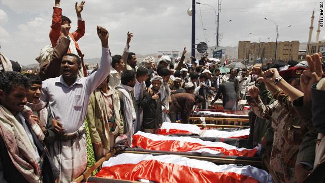 Friday CFR.org Roundup: Escalating hostilities in Yemen