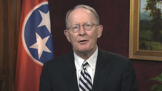 Incumbent GOP Senator defeats tea party backed candidate in Tennessee Senate race
