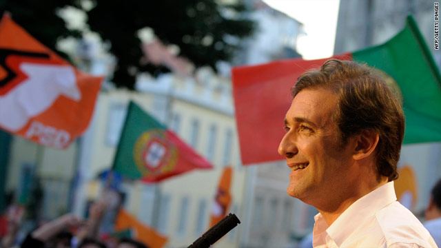 Portuguese prime minister out after convincing election defeat
