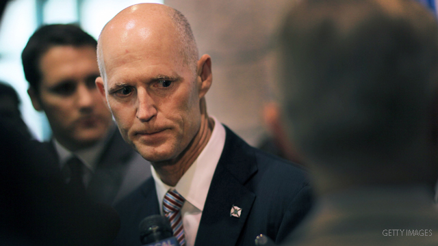 Florida government defends requiring drug tests for welfare recipients