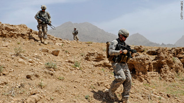 Blitzer's blog: Odd alliance on Afghanistan withdrawal