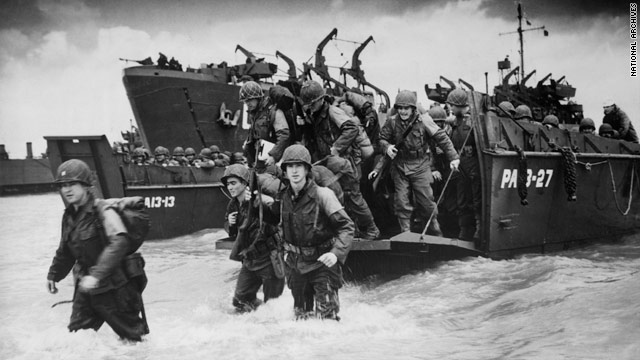 Gotta Watch: Remembering D-Day
