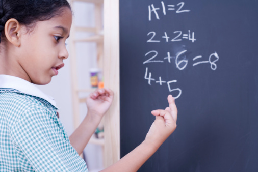 Does third grade lead to brain changes?
