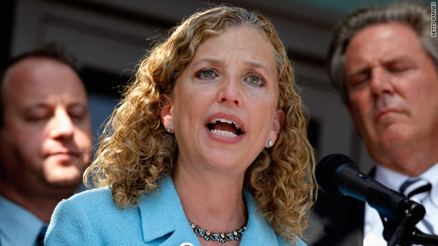 DNC chair Wasserman Schultz under fire for Jim Crow comments