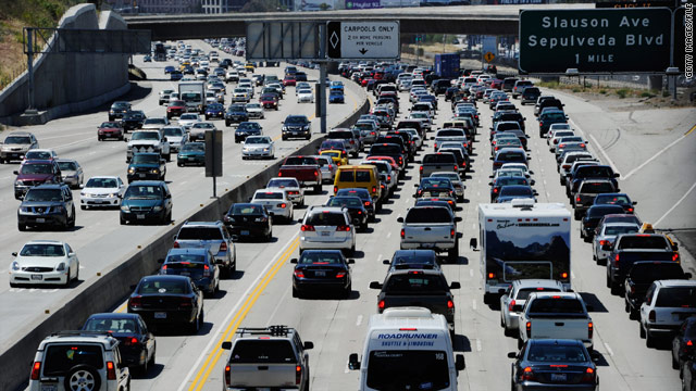 On the Radar: L.A. gridlock, tropical weather, Burress to leave prison