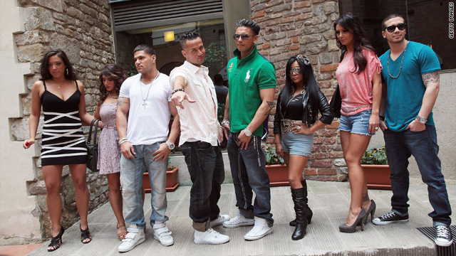 'Jersey Shore' to premiere season 4 in August