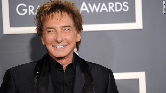 New Manilow album inspired by Britney Spears