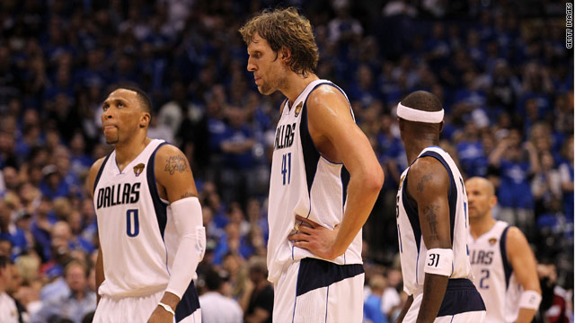 SI.com: Despite loss, Mavericks have reason for optimism