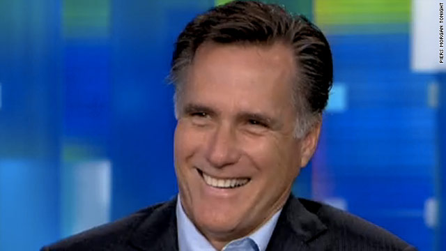 Romney: Sarah Palins the best thing that could happen to me