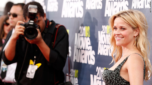 Reese Witherspoon slams stars who make sex tapes