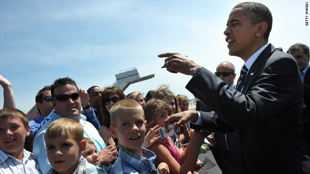 How Obama makes his case for a second term