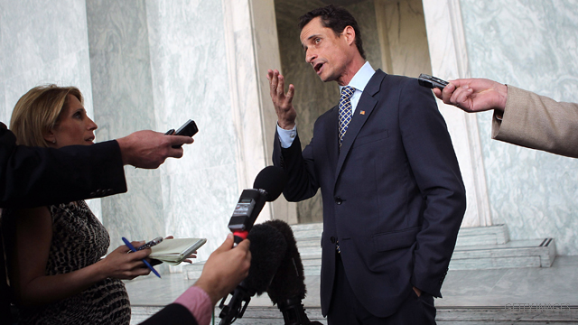 Weiner: Liberal firebrand or political opportunist?