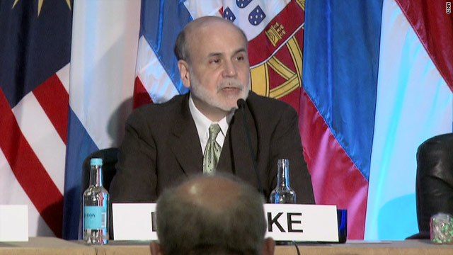 Bernanke kills Wall Street's buzz