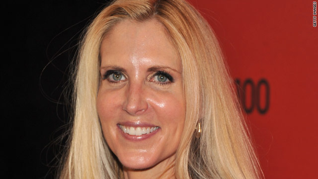 Ann Coulter surveys GOP 2012 field