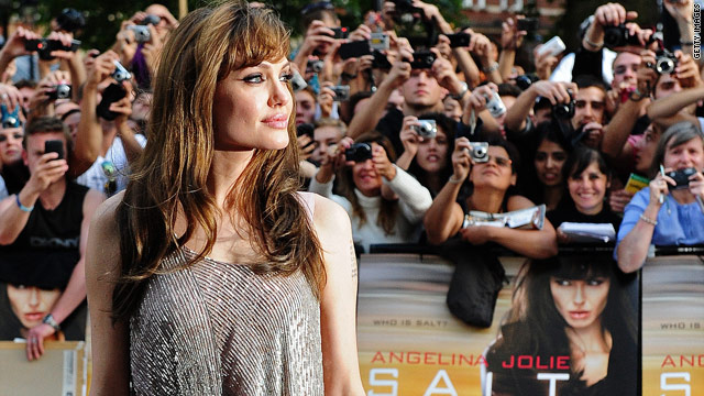 Angelina Jolie's 'Salt' gets a sequel