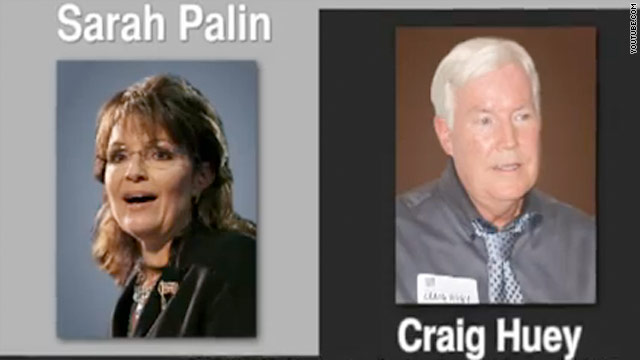 Democrats try to tie GOP congressional candidate to Palin