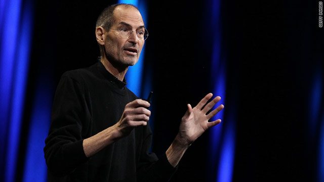 Steve Jobs bio already a top seller on Amazon