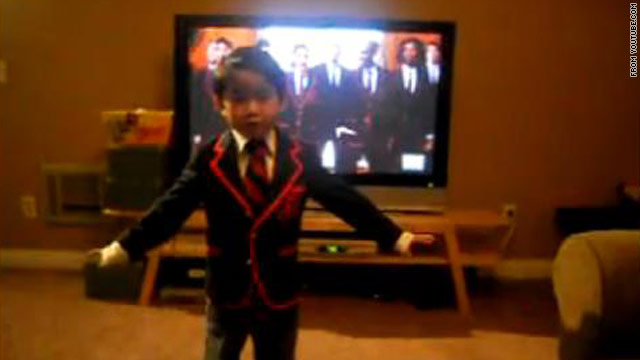 YouTube kid does adorable impersonation of a Warbler