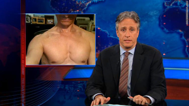 Jon Stewart on Weinergate: Greatest 'Maury' ever