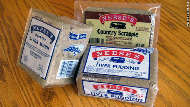 Liver mush – a North Carolina treat from way back when