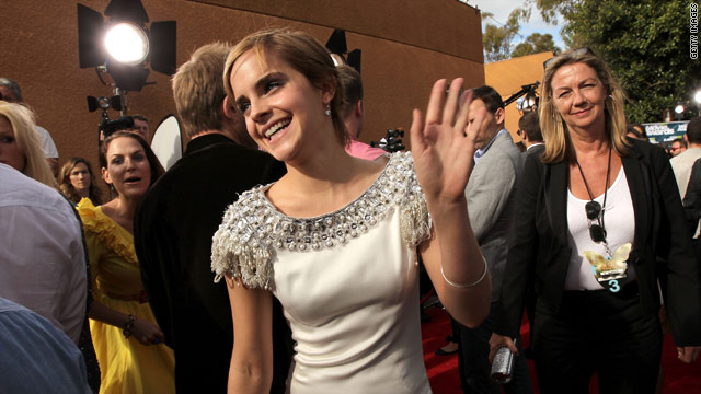Is fame screwing with Emma Watson's dating life?