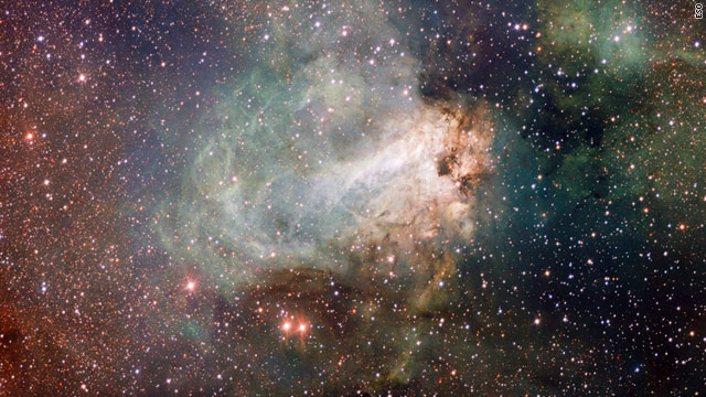 Awesome telescope sheds new light on cosmos