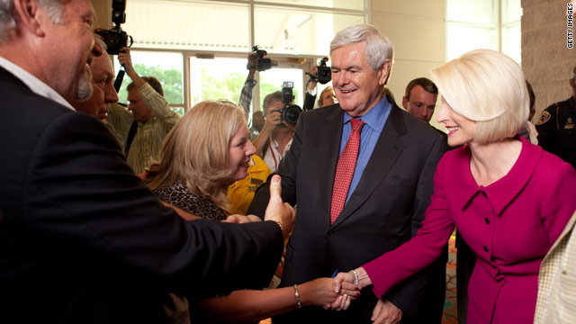 Gingrich: Cruising to the nomination?