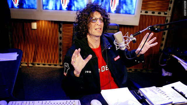 Howard Stern gets his own comic book