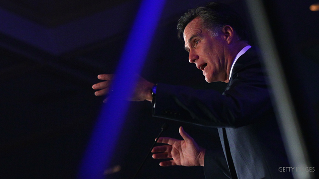 Polls: Romney on top in second straight survey