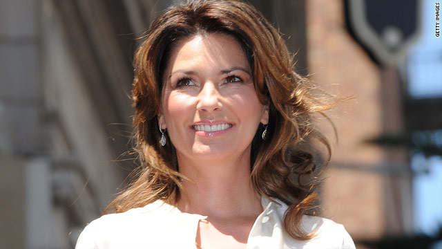 Shania Twain confirms 2-year Vegas gig