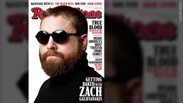 Zach Galifianakis to Ke$ha: Your music is really bad