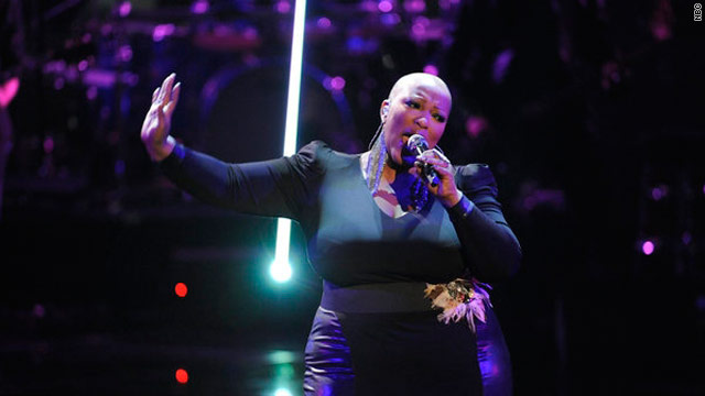&#039;The Voice&#039; goes live on a high note