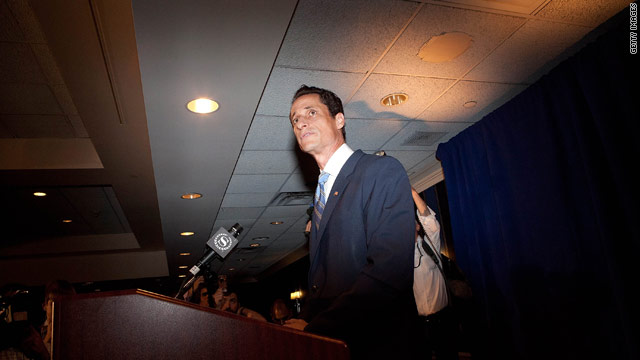 Exclusive: Dem colleagues privately urge Weiner resignation &#039;to preserve his own dignity&#039;