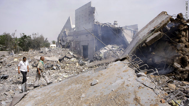 Blitzer's blog: How to pay for NATO Libya operation