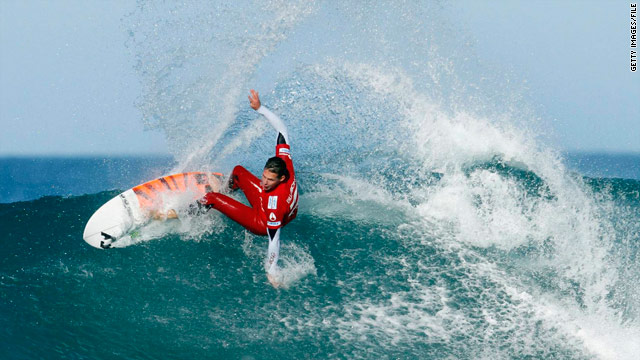 Family: Surfing legend Andy Irons' death at 32 caused by hardening of arteries