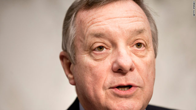 Durbin on Weiner's 'serious problems'