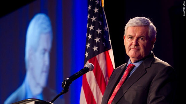 Top Gingrich aides abandon campaign
