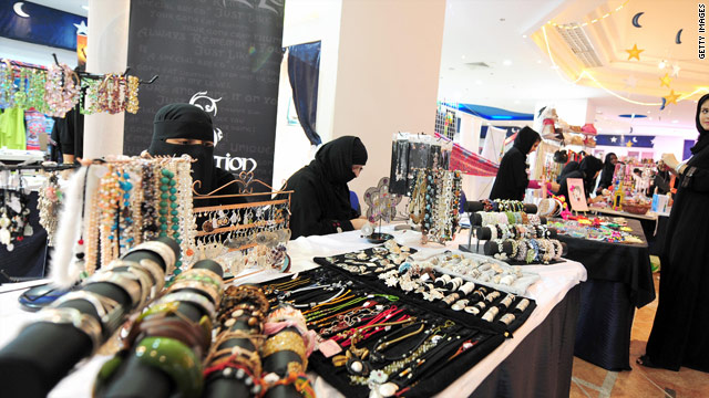 Saudi king: Women, not just men, can sell lingerie