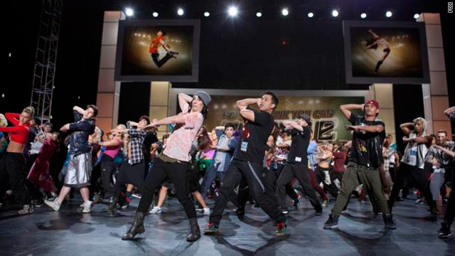 Leaving Las Vegas on 'SYTYCD'
