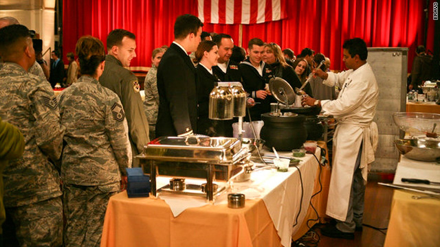 'Top Chef: Masters' salutes the troops