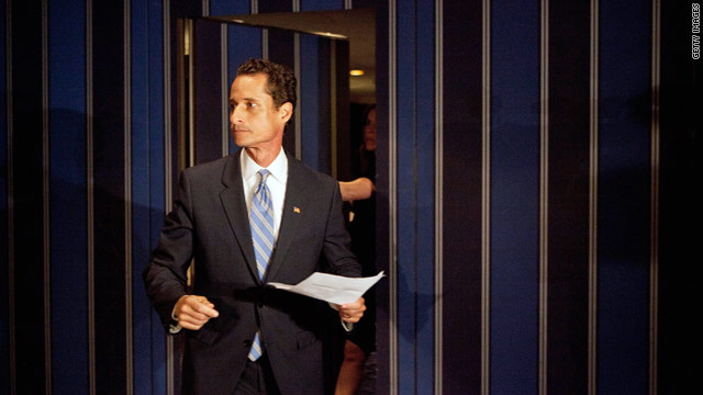 Poll: Weiner's constituents want him to stay