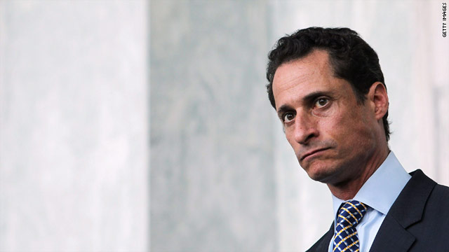 Source: Weiner told New York colleague he doesn't plan to resign, citing polling and wife