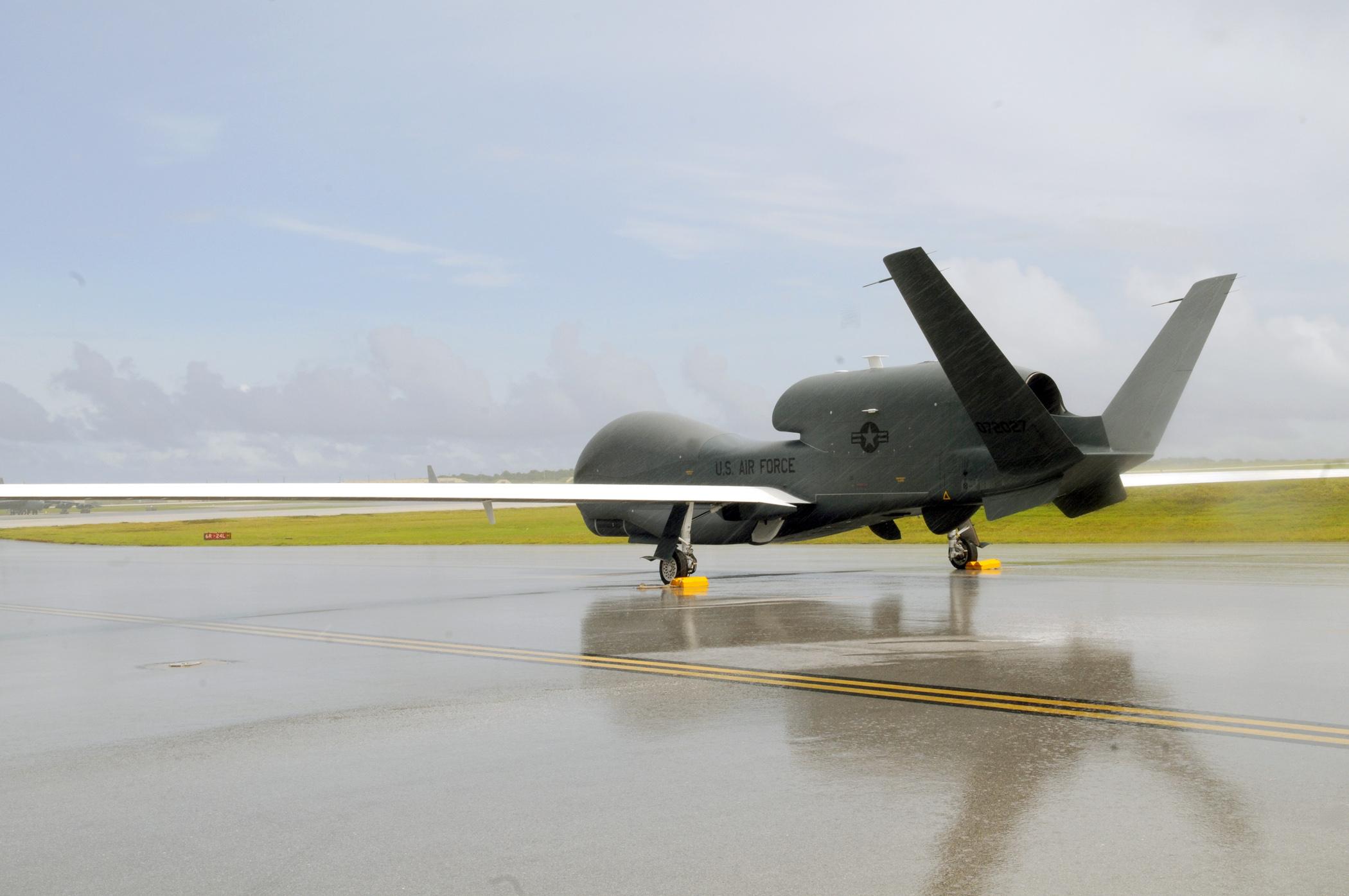 Drones soar in U.S. plans