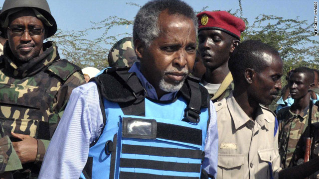 Officials: Somalia interior minister killed in suicide bombing