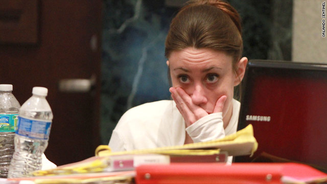 After appearing ill, Casey Anthony to be back in court