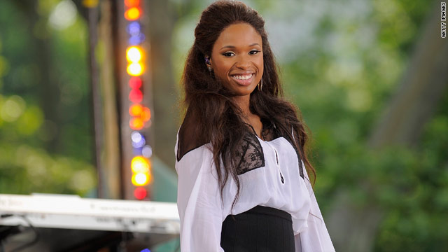 Jennifer Hudson suffers food poisoning