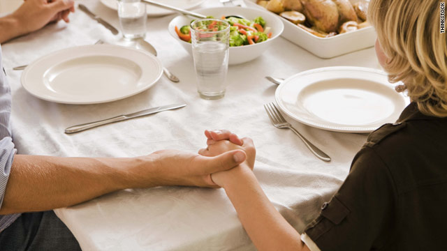 My Faith: How saying a blessing changed my secular family&#039;s meals